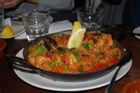 Fishandseafood - Paella A La Valenciana