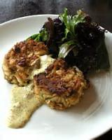 Fishandseafood - Crab -  Moroccan Spiced Crab Cakes