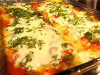 Fishandseafood - Crab Manicotti