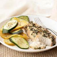 Fishandseafood - Halibut -  Lowfat Baked Halibut