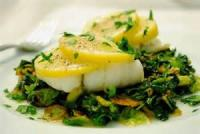 Fishandseafood - Fillets In Lemon Dressing