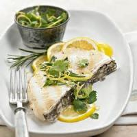 Fishandseafood - Fish -  Fillets With Citrus And Herbs