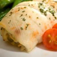 Fishandseafood - Flounder -  Stuffed Flounder Rolls