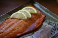 Fishandseafood - Salmon -  Grilled Or Broiled Salmon
