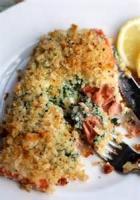 Fishandseafood - Baked And Stuffed Salmon