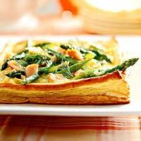 Fishandseafood - Salmon Asparagus Pie