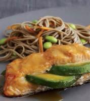 Fishandseafood - Salmon -  Miso-glazed Salmon