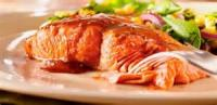 Fishandseafood - Salmon -  Mustard Maple Salmon
