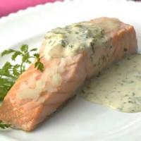 Fishandseafood - Salmon Simple And Succulent