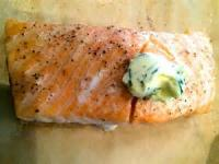 Fishandseafood - Salmon -  Honey-mustard Salmon With Dill