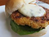 Fishandseafood - Salmon -  Lemony Salmon Patties