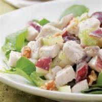 Low_fat - Salad -  Apple Salad