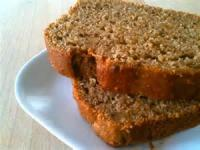 Low_fat - Bread -  Low-fat Applesauce Tea Bread