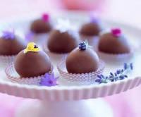 Low_fat - Candy -  Low-carb Chocolate Peanut Butter Truffles