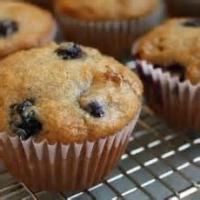 Low_fat - Bread -  Low Fat Bran Muffins