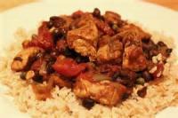 Low_fat - Chicken -  Jamaican Chicken Stew