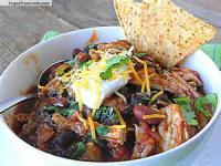Low_fat - Chili -  Crock-pot Chili