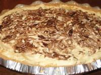 Low_fat - Chocolate Banana Pie