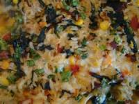 Low_fat - Rice -  Spicy Rice And Kale