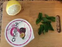 Low_fat - Fresh Fruit With Mint-yogurt Dressing