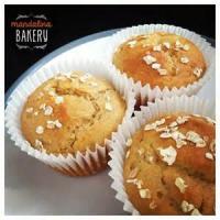 Low_fat - Muffins -  Fat Free Banana Muffins