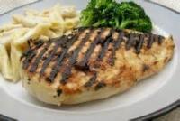 Low_fat - Chicken -  Grilled Dijon Chicken