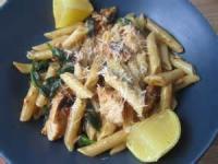 Low_fat - Chicken -  Lemony Chicken Pasta