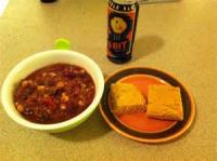 Low_fat - Chili -  Teresa's Low Fat Veggie Chili