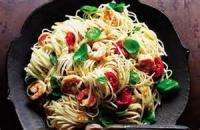 Low_fat - Pasta -  Roasted Garlic And Onion Linguine