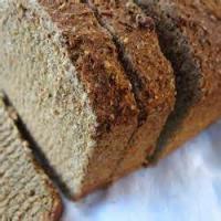 Low_fat - Bread -  Oarmeal Molasses Bread