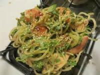 Low_fat - Chicken -  Chicken And Noodles With Peanut Sauce