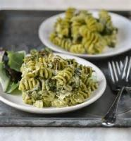 Low_fat - Pasta -  Double Spinach Bake