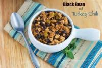 Low_fat - Vegetable And Turkey Sausage Chili