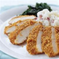 Low_fat - Chicken -  Crunchy Oven Fried Chicken