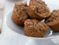 Low_fat - Muffins -  Apple-oat Muffins
