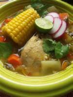 Mexican And Hispanic - Chicken -  Mexican Lime Chicken