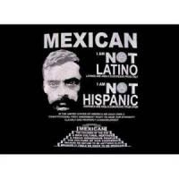Mexican And Hispanic -