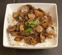 Rice - Rice Stroganoff
