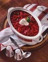 Russian - Soup -  Crockpot Borscht