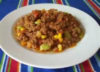 Mexican And Hispanic - Beef -  Mexican Hash