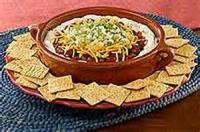 Mexican And Hispanic - Mexican Bean Dip