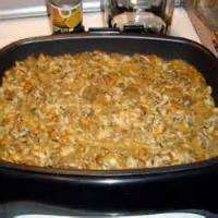 Rice - Side Dish -  Spicy Eggplant And Wild Rice
