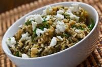 Rice - Spanakorizo (spinach And Rice)