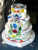 Mexican And Hispanic - Mexican Wedding Cakes