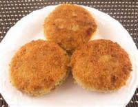Russian - Vegetable -  Russian Potato And Mushroom Croquettes