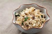 Rice - Rice With Mushrooms