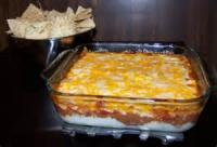 Mexican And Hispanic - Appetizer -  Cheese And Chile Beef Dip