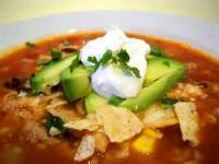 Mexican And Hispanic - Corn And White Bean Chili