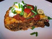 Mexican And Hispanic - Impossible Taco Pie