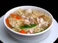 Rice - Soup -  Sizzling Rice Soup